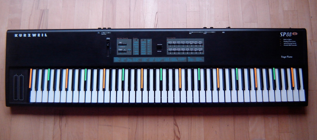 Kurzweill-SP-88